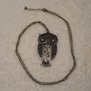 Jewelry - 5/$15 Owl Necklace